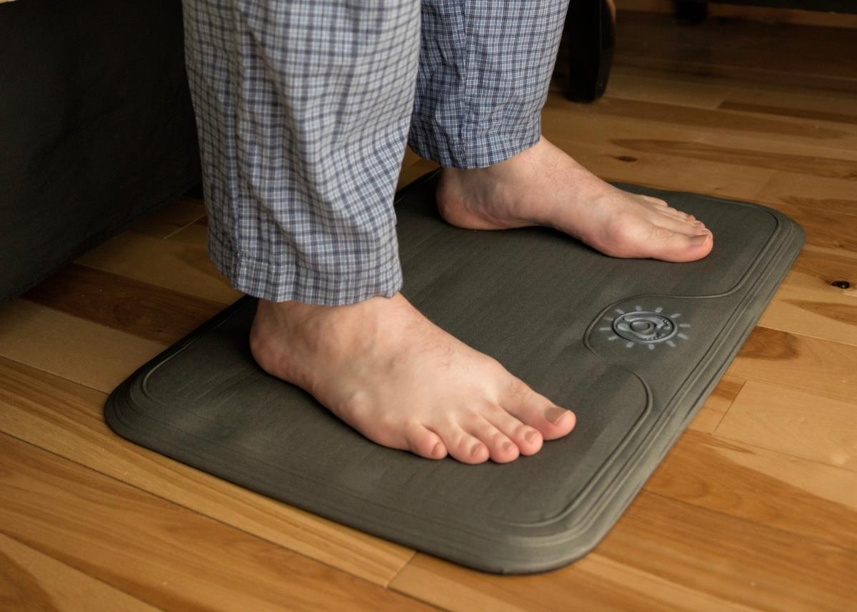 Game changing study in Diabetic Foot Remission? Smart bathmat up to 97% sensitive in identifying recurrence at one month.
